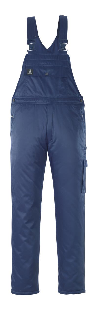 MASCOT® Antarktis - marine - Amerikaanse winteroverall met gewatteerde voering, waterafstotend Bearnylon®