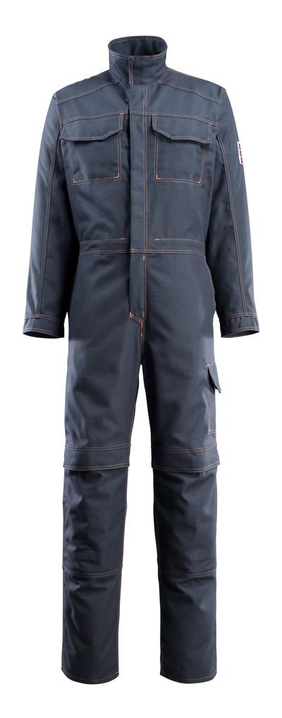 MASCOT® Baar - donkermarine - Overall met kniezakken, meervoudige bescherming