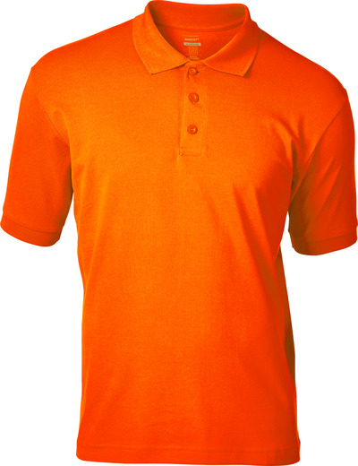 MASCOT® Bandol - hi-vis oranje - Poloshirt, Hi-Vis, moderne pasvorm