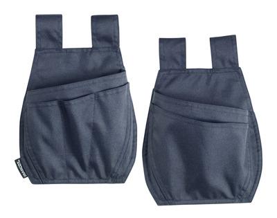 MASCOT® Bendigo - donkermarine - Spijkerzakken, set van twee verschillende