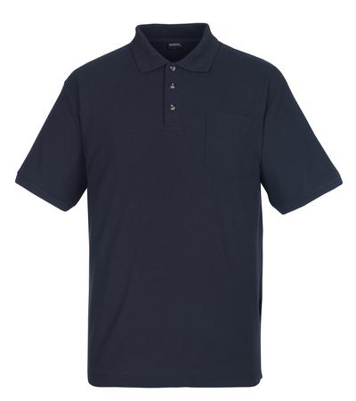 MASCOT® Borneo - donkermarine - Poloshirt, ruime pasvorm