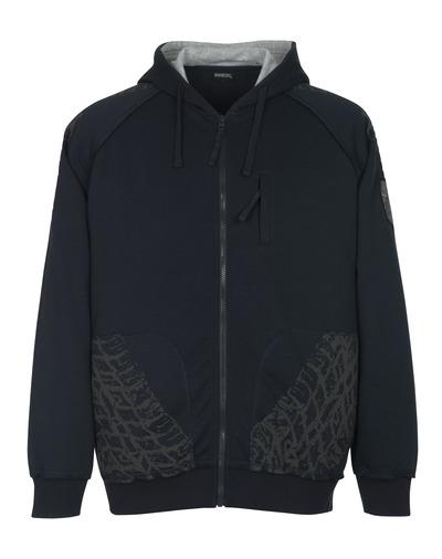 MASCOT® Brest - donkermarine* - Hooded sweatshirt
