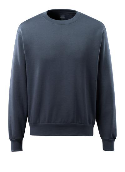 MASCOT® Carvin - donkermarine - Sweatshirt, moderne pasvorm