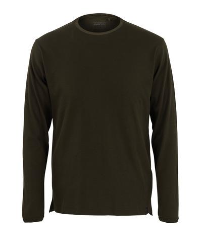 MASCOT® Crato - donkerolijf* - T-shirt, met lange mouwen