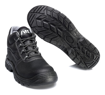 MACMICHAEL® Greenhorn - zwart - Veiligheidslaarzen S3 met veters
