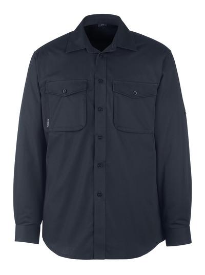 MASCOT® Greenwood - donkermarine - Overhemd