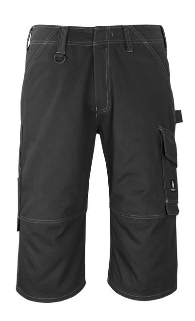 MASCOT® Hartford - zwart* - Driekwart broek