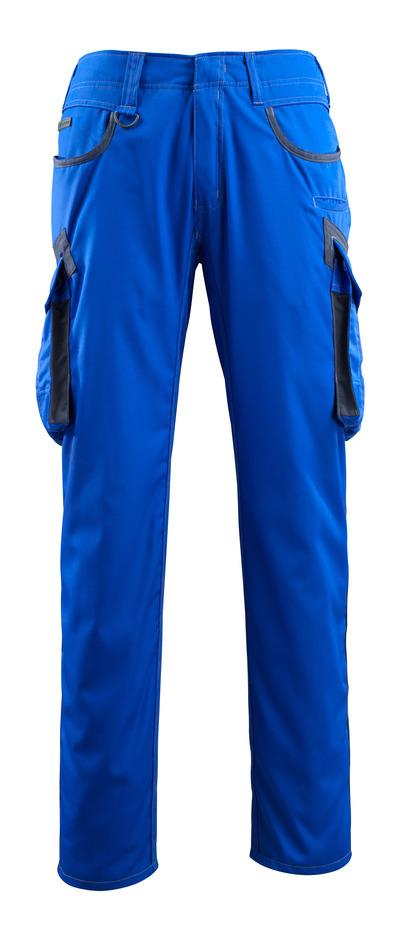 MASCOT® Ingolstadt - korenblauw/donkermarine - Broek met dijbeenzakken, extra lichtgewicht