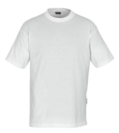 MASCOT® Jamaica - wit - T-shirt, lichtgewicht, ruime pasvorm