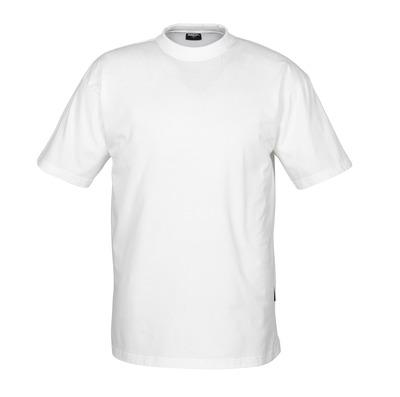 MASCOT® Java - wit - T-shirt, ruime pasvorm