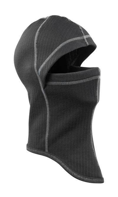 MASCOT® Kindu - zwart - Bivakmuts, isolerende kleding voor hoofd en hals