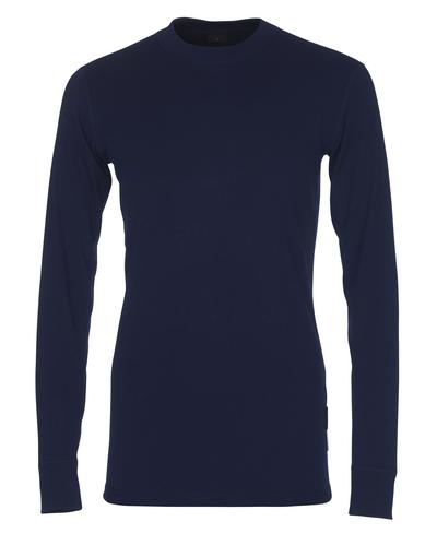MASCOT® Kiruna - marine - Functioneel hemd, vochtregulerend
