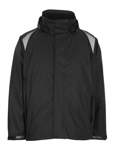 MASCOT® Lake - zwart - Regenjas, wind- en waterdicht
