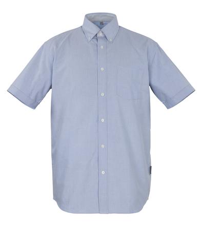 MASCOT® Lamia - oxford blauw* - Overhemd