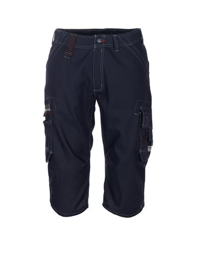 MASCOT® Limnos - donkermarine - Driekwart broek, lichtgewicht
