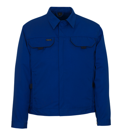 MASCOT® Montevideo - korenblauw/marine* - Werkjack
