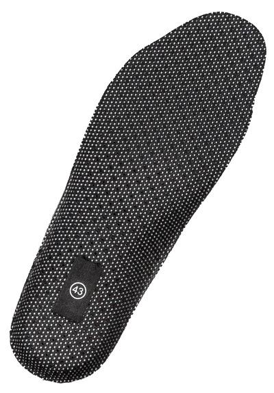 MASCOT® Monviso - zwart - Inlegzolen met schokabsorbering