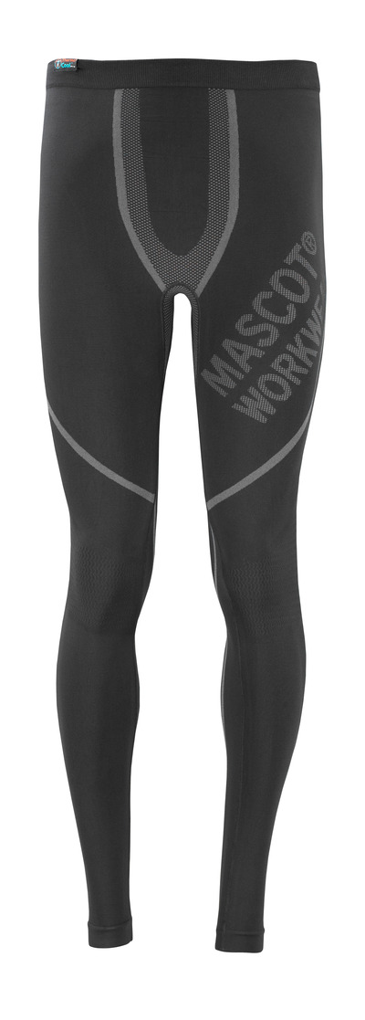 MASCOT® Moss - zwart - Functionele onderbroek, vochtregulerend, isolerend