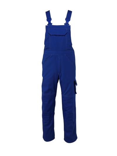 MASCOT® Omaha - korenblauw - Amerikaanse overall met kniezakken, hoge slijtvastheid