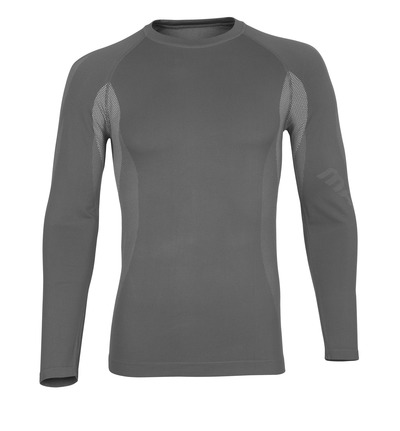 MASCOT® Parada - lichtgrijs* - Functioneel hemd, lichtgewicht, vochtregulerend