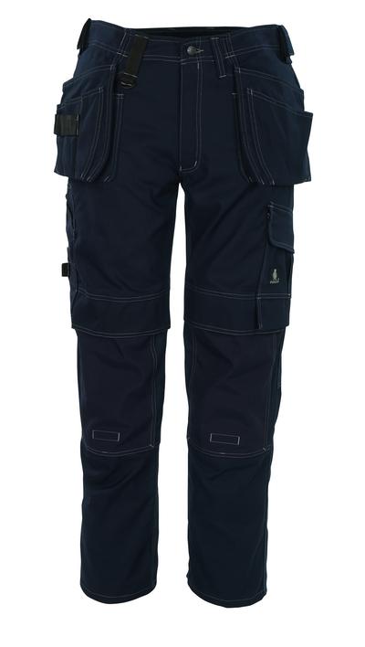 MASCOT® Ronda - marine - Werkbroek met CORDURA®-kniezakken en spijkerzakken, hoge slijtvastheid