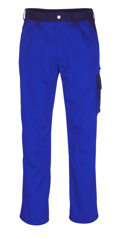 MASCOT® Salerno - korenblauw/marine - Broek, hoge slijtvastheid