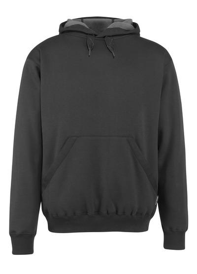 MASCOT® Toulon - zwart* - Hooded sweatshirt