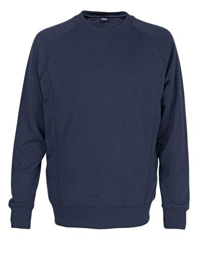 MASCOT® Tucson - donkermarine - Sweatshirt, moderne pasvorm