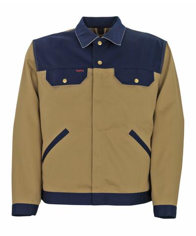 MASCOT® Victoria - khaki/marine/lichtgrijs* - Jack