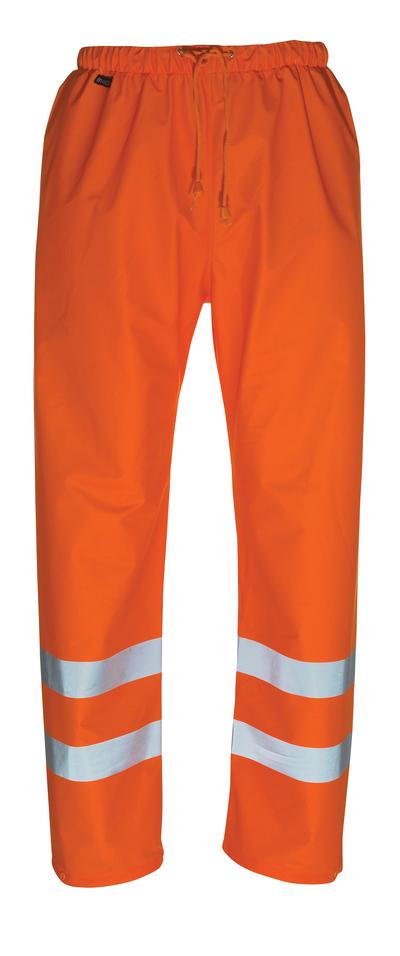 MASCOT® Wolfsberg - hi-vis oranje - Regenbroek, wind- en waterdicht, klasse 1